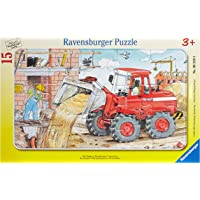 Ravensburger - 06359 8 - Puzzle - Mon Pelleteuse