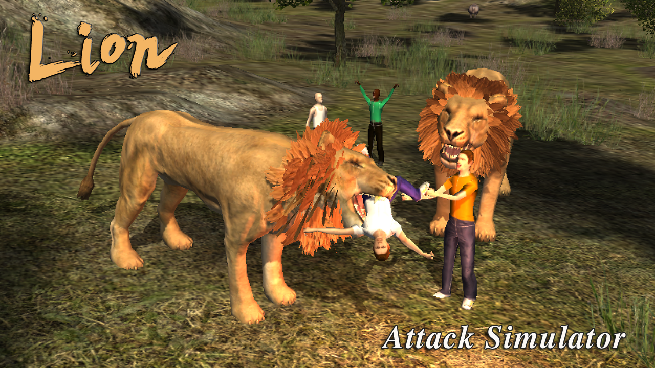 Lion Attack Simulator 3D: Amazon co uk: Appstore for Android