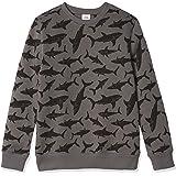 Amazon Essentials Sudadera de Forro Polar con Cuello Redondo Fashion-Sweatshirts Niños