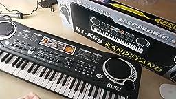 Piano para Niños, Teclado de Piano Niños Piano con Micrófono ...