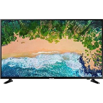 Samsung NU7099 138 cm (55 Zoll) LED Fernseher (Ultra HD, HDR, Triple Tuner, Smart TV)