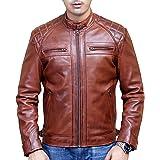 Superior Leather Garments - Chaqueta - Trenca - para hombre