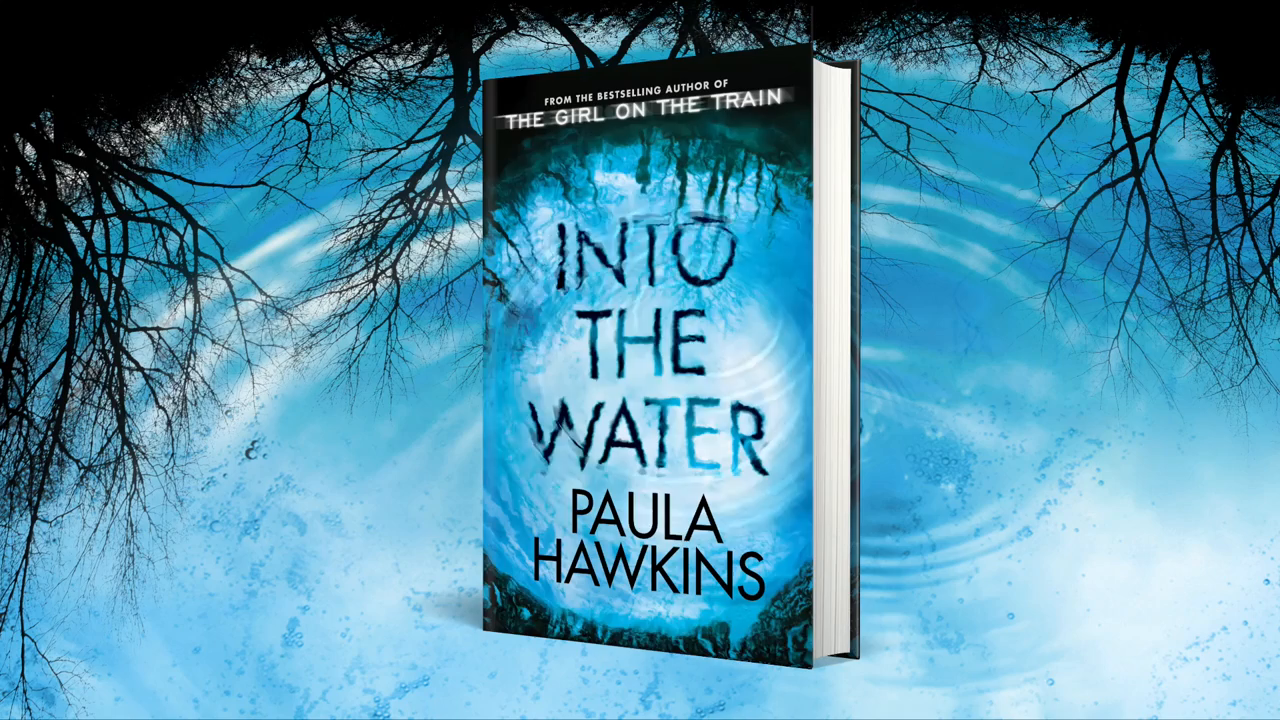 Image result for Into the Water by Paula Hawkins
