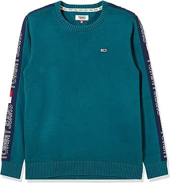 Tommy Jeans Men's TJM Tape Sweater Sweatshirt