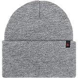 Tokyo Time Urban Beanie Hat - Gorro unisex de invierno suave y cálido para hombre, hecho para mayor comodidad, diseñado con e