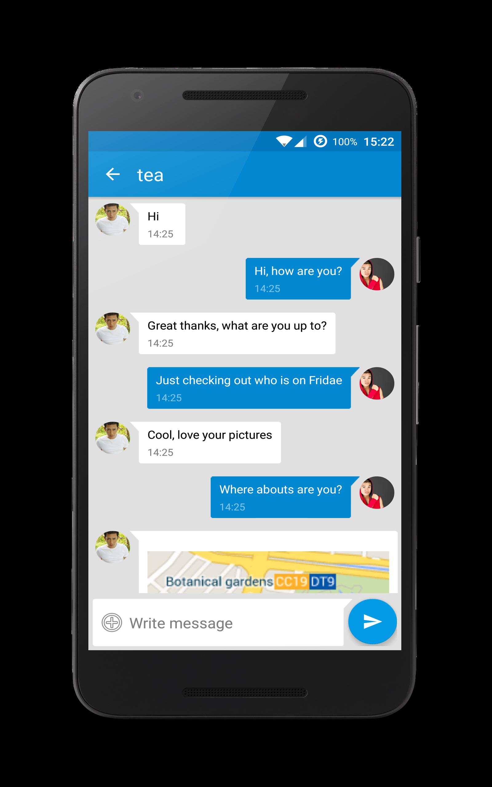 TRANS Dating App Royaume-Uni idées de description de rencontres en ligne