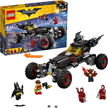 LEGO Batman Movie - La Batmobile - 70905 - Jeu de Construction