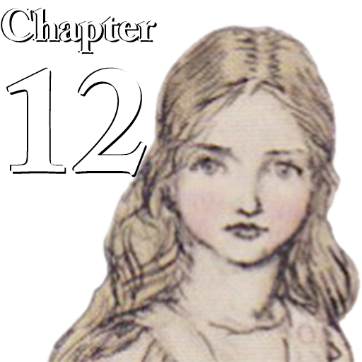 AlicewinksLite - Chapter 12 Alice's Evidence - 19th Century Fantasy, 20th Century Imagery, 21st Century Technology