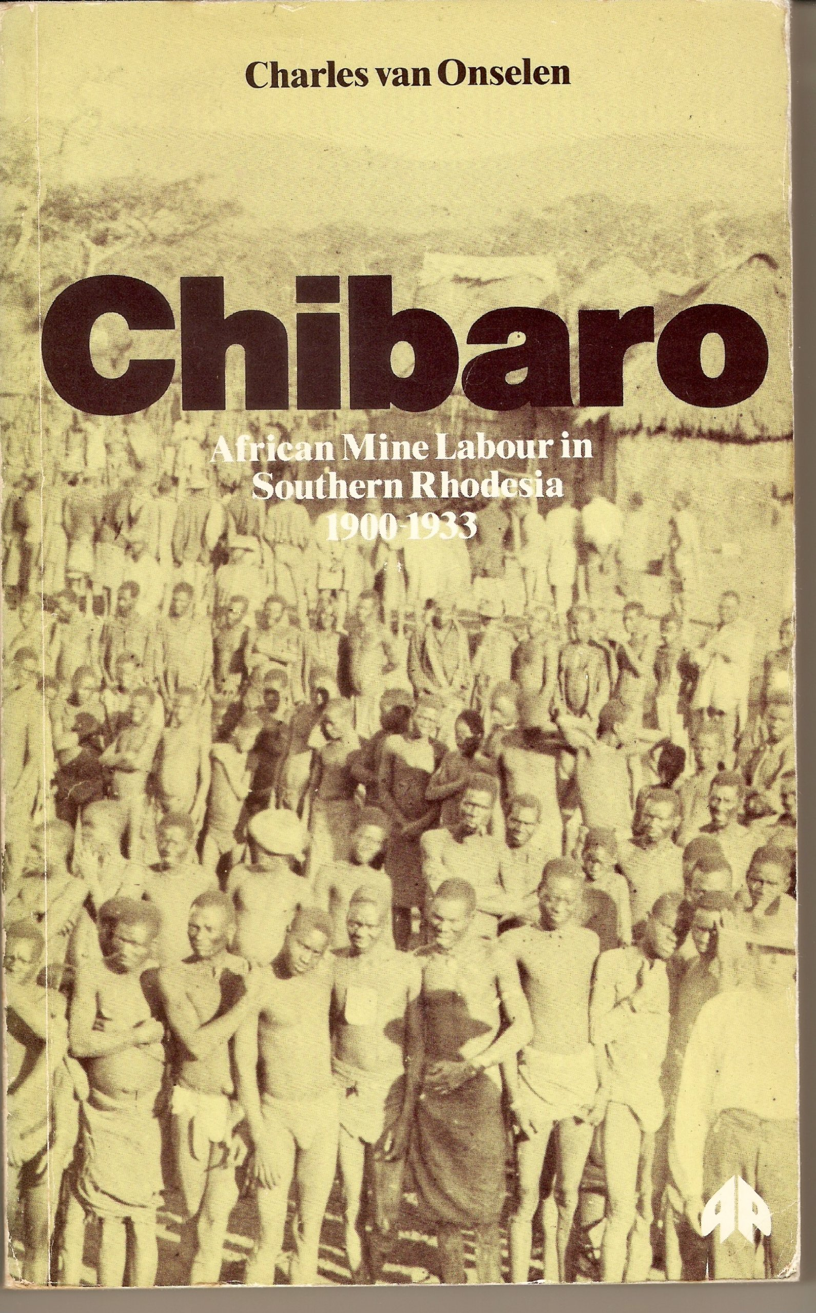PDF] Download Chibaro: African Mine Labour in Southern Rhodesia ...