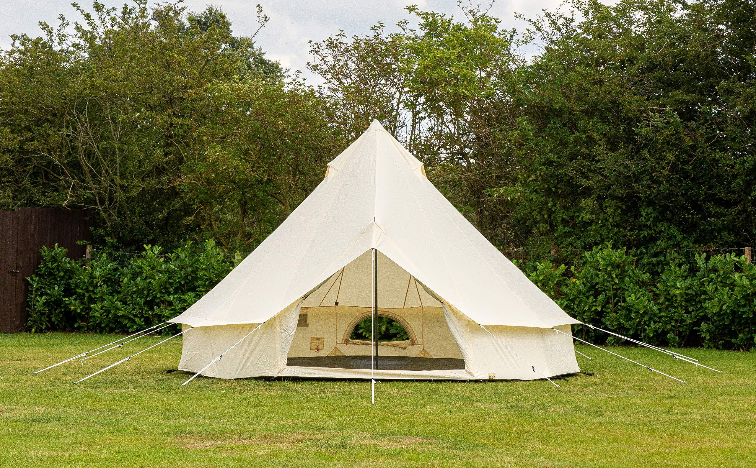 CanvasTentShop 4M Bell Tent Lite 1