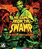 He Came from the Swamp: The William Grefé Collection Limited Edition [Blu-ray]
