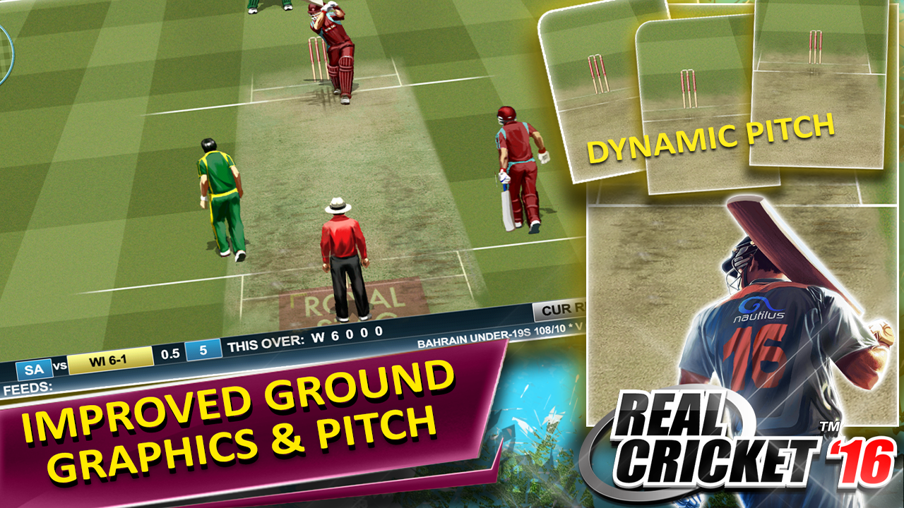 💐 Real cricket 18 mod apk+obb 1 2 | Real Cricket 19 Mod APK
