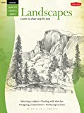 Drawing: Landscapes with William F. Powell: Learn to draw step by step (How to Draw & Paint) (Old Edition)