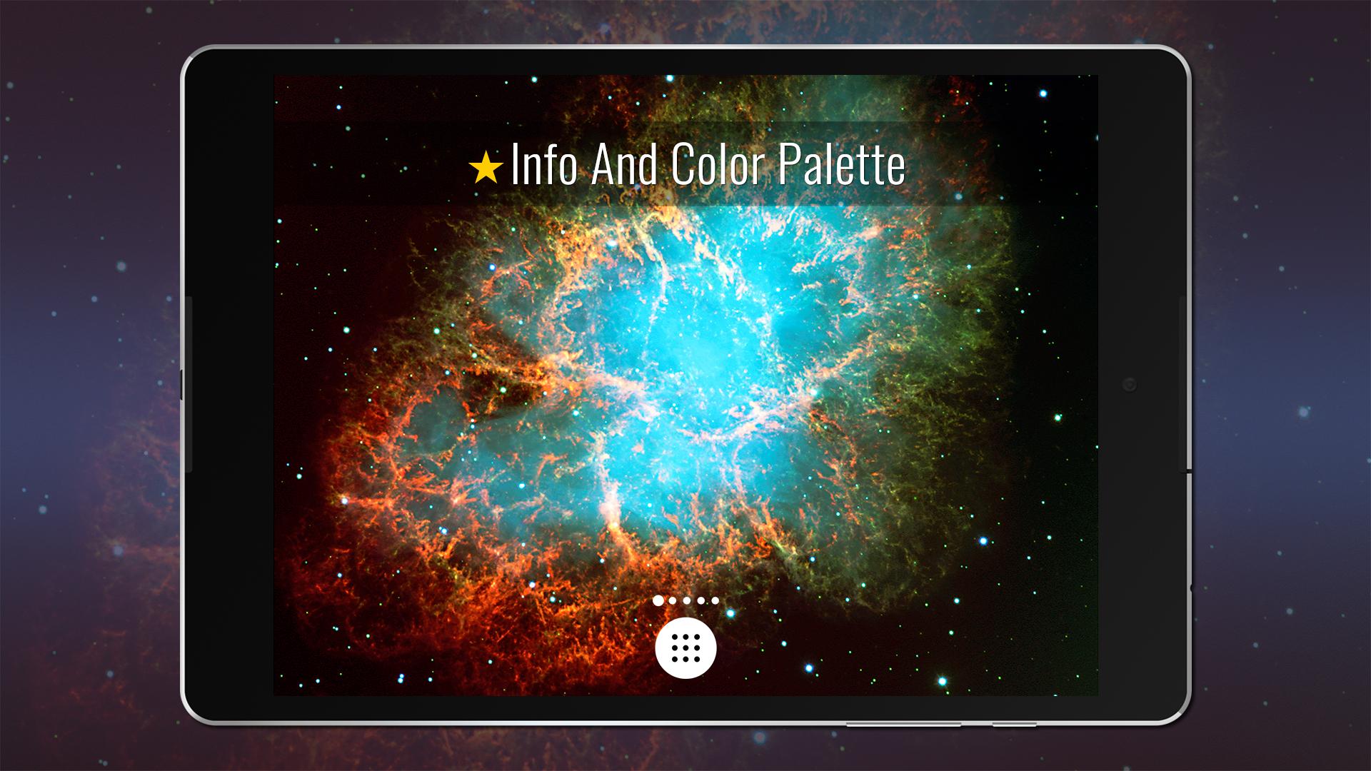 Galaxie Hd Fonds D Ecran Amazon Fr Appstore Pour Android