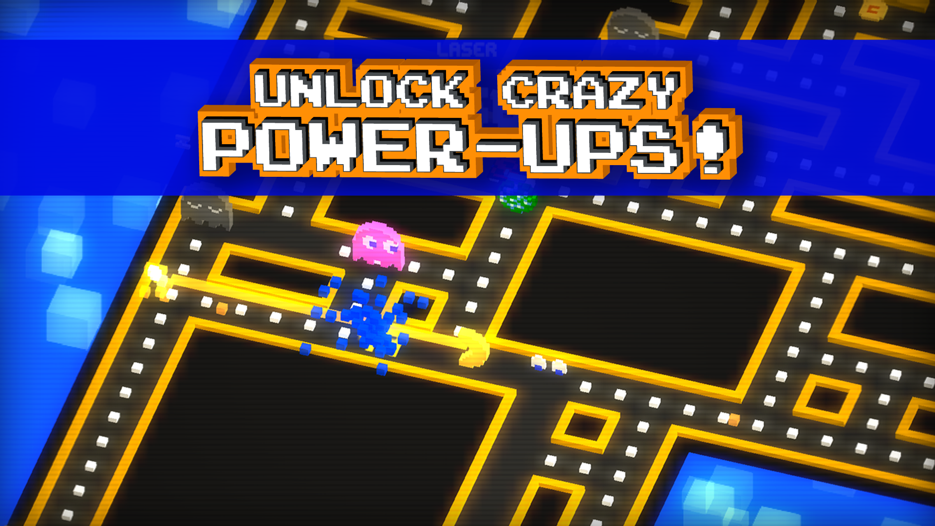 PAC-MAN 256 Games Free Download For PC,Windows 7,8,10,XP