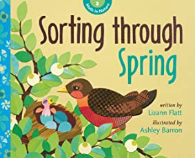 Sorting through Spring (Math in Nature; 2)
