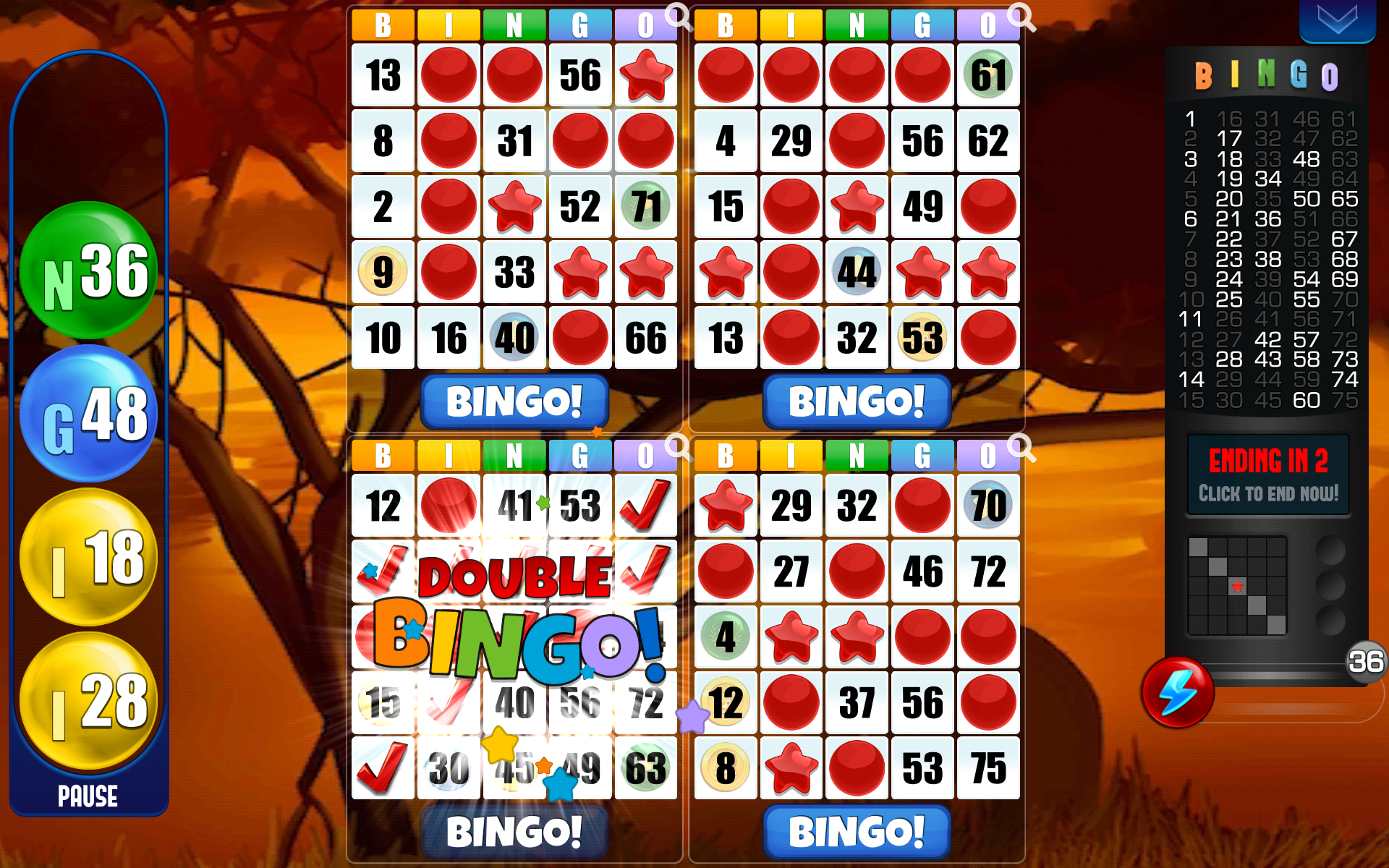 Play Online Bingo Games For Free