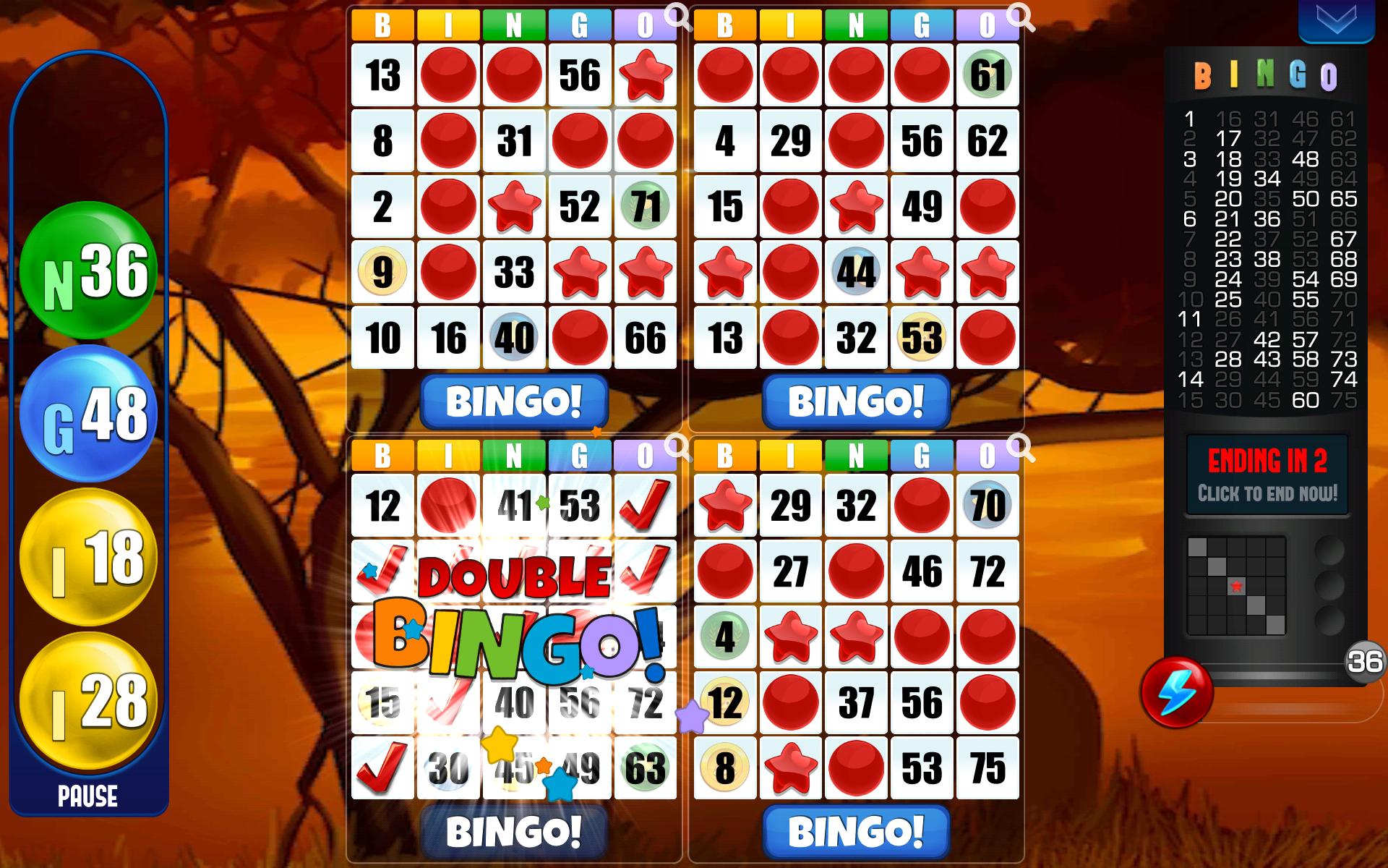 Juegos De Bingo Gratis