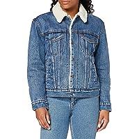 Levi's Ex-Boyfriend Trucker Giacca in Jeans Donna