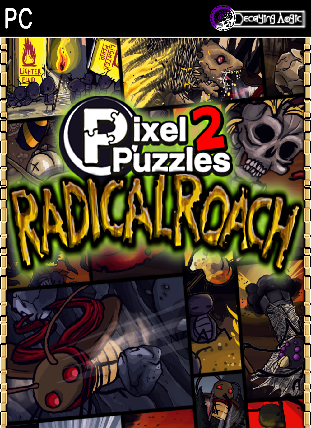 pixel-puzzles-2-radical-roach-pc-code-steam
