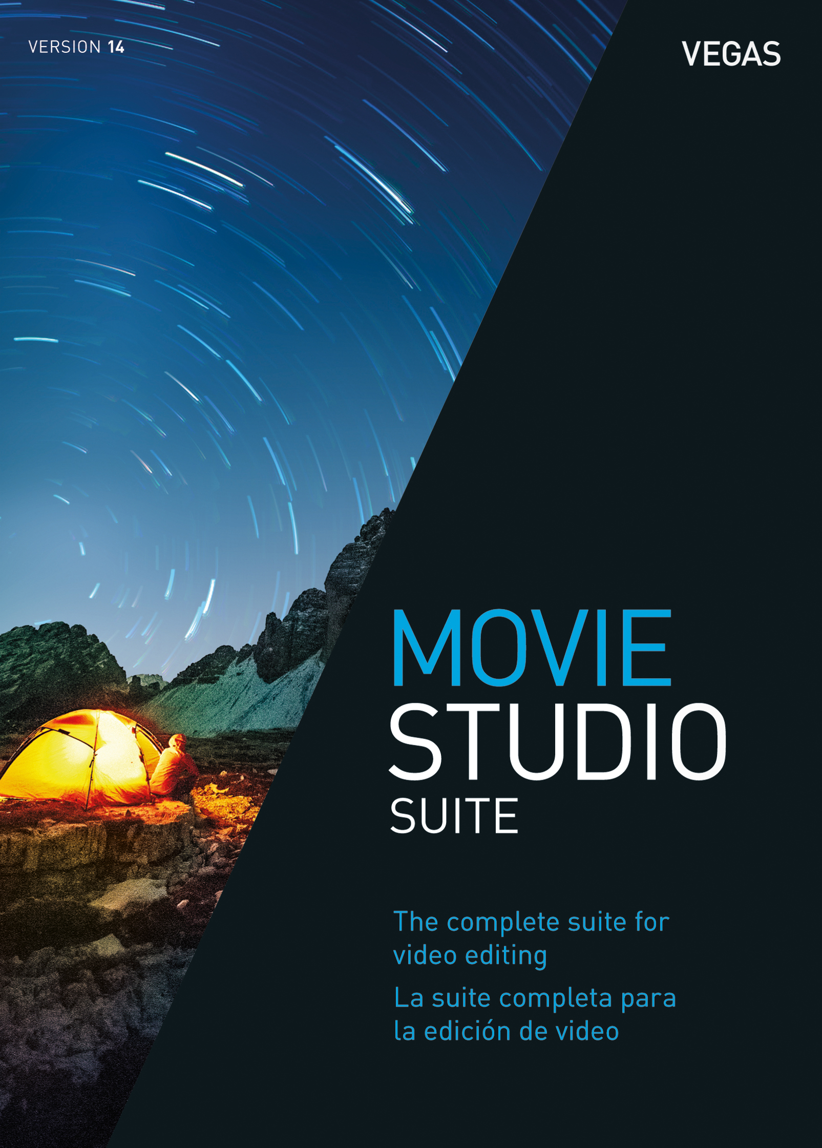 VEGAS Movie Studio 14 Suite [Download]