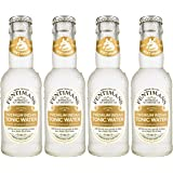 Fentimans Premium Indian Tonic Water 4 x 200ml