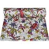 Mudit Crafts Cotton Jaipuri Floral Printed Dress Making Running Suit Fabric For Women's