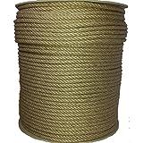 Corderia Antica Marra jute touw, 8 mm, 30 m