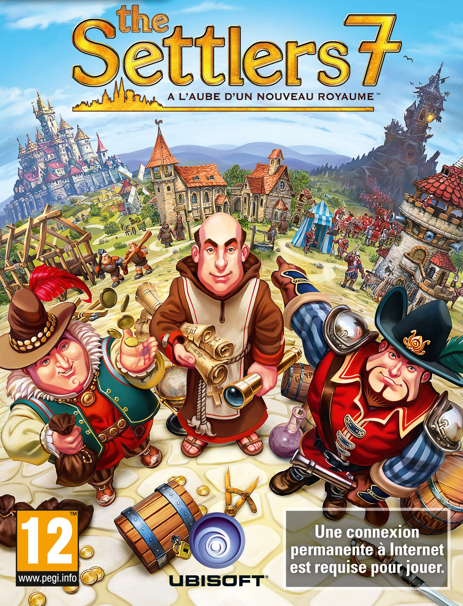 The Settlers 7: Paths to a Kingd...