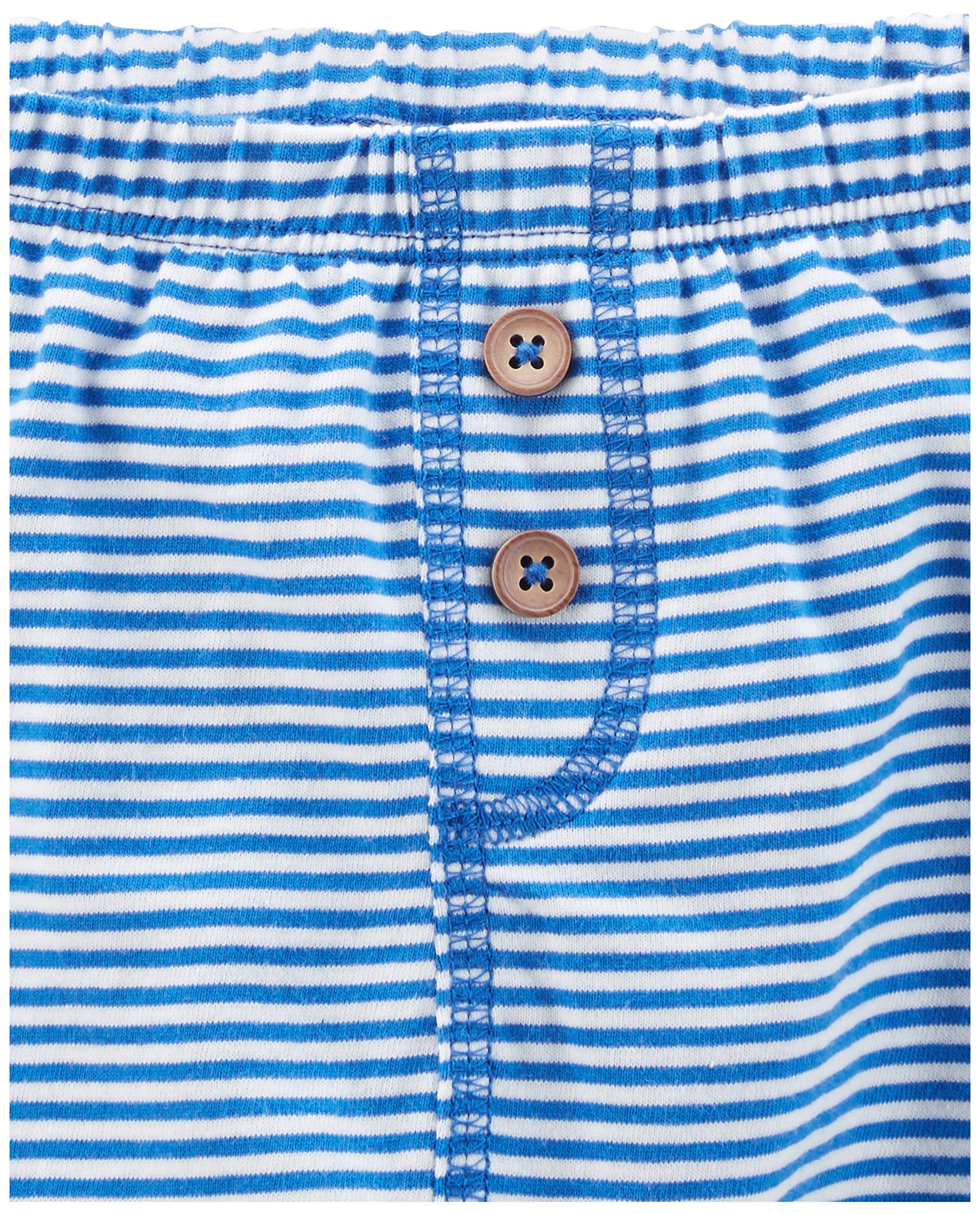 Simple Joys by Carter's pantalón para bebé, paquete de 4 2