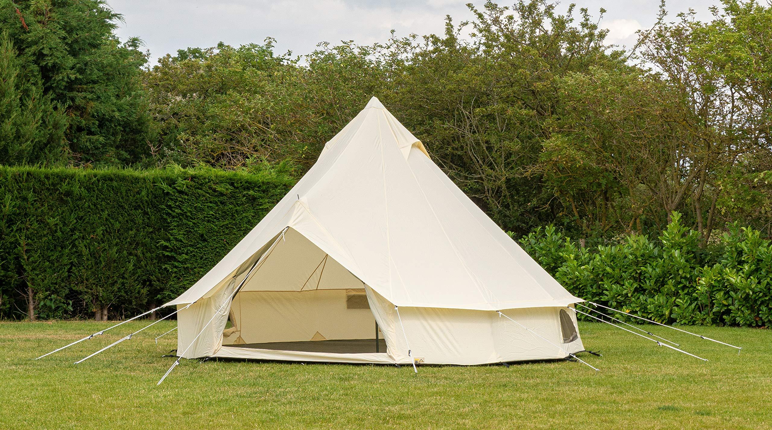 CanvasTentShop 4M Bell Tent Lite 2
