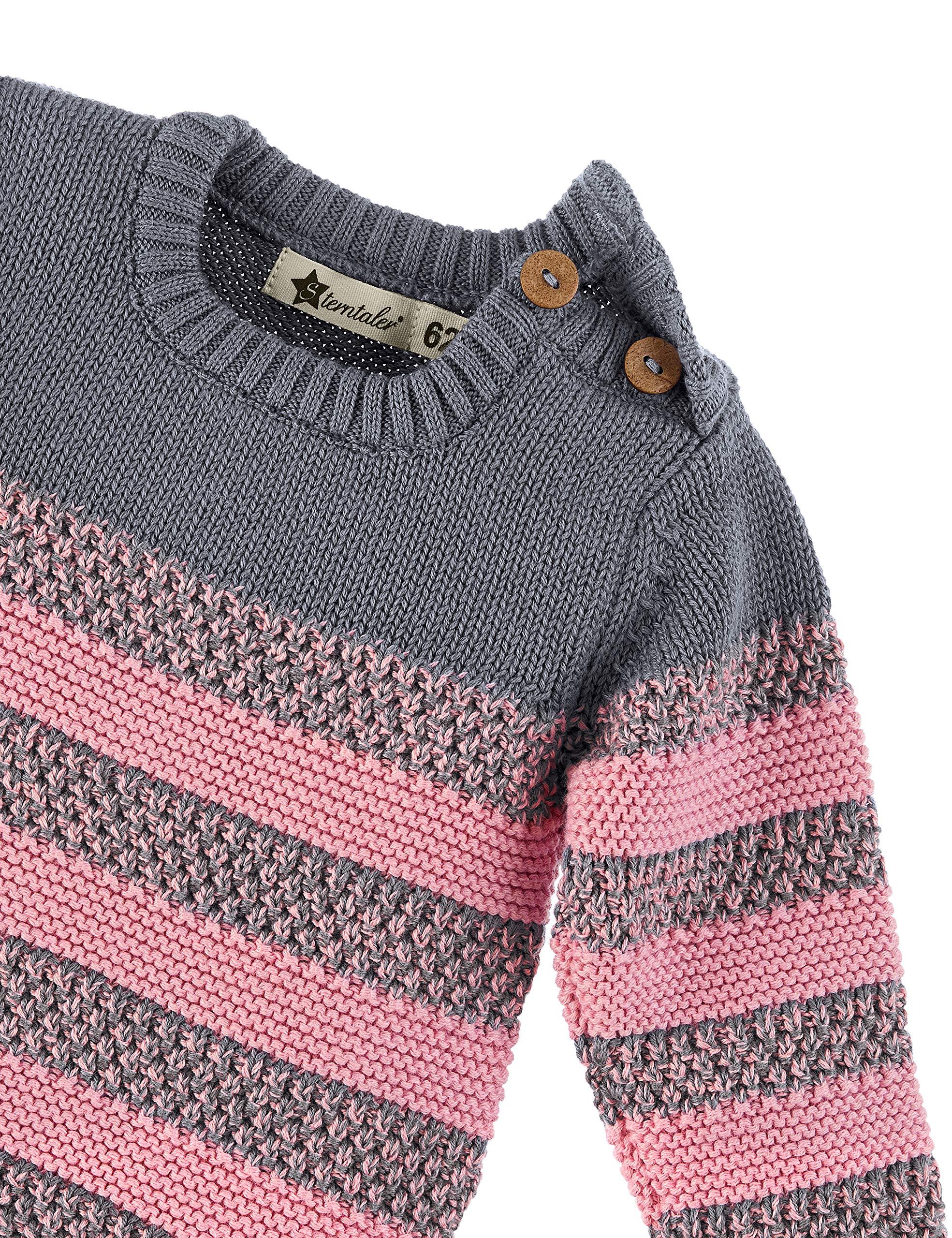 Sterntaler Strick-Pullover Felpa suéter para Bebés 3