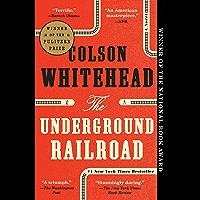 The Underground Railroad (Pulitzer Prize Winner) (National Book Award Winner) (Oprah's Book Club): A Novel (English…