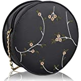 ADISA women girls embroided sling bag