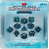 Icewind Dale: Rime of the Frostmaiden Dice and Miscellany D&d Accessory