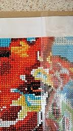 DBG S/ü/ßes Pferd Kristall Strass Stickerei Bilder Arts Craft Geschenk 5D Diamond Gem/älde Full-Kits