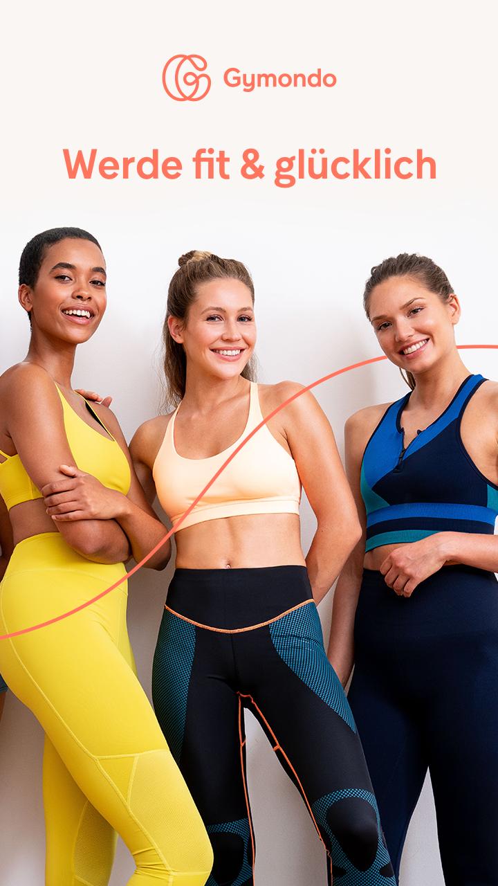 Gymondo: Fitness & Yoga. Werde fit & glücklich: Amazon.de
