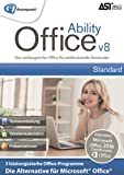 Ability Office 8 - Die leistungsstarke Office-Alternative ohne Abo! Win 10|8|7|Vista [Online Code]