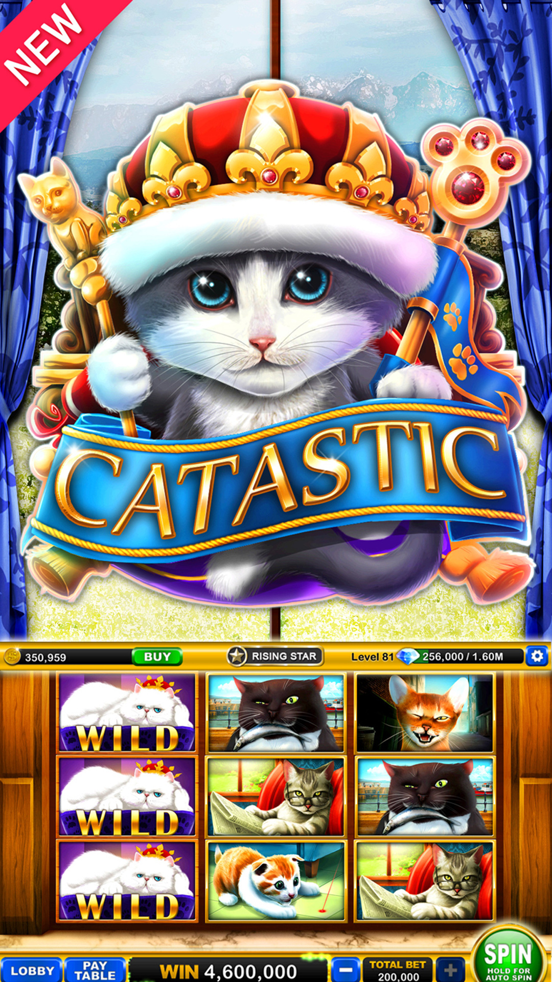 Slots Magic Wonderland