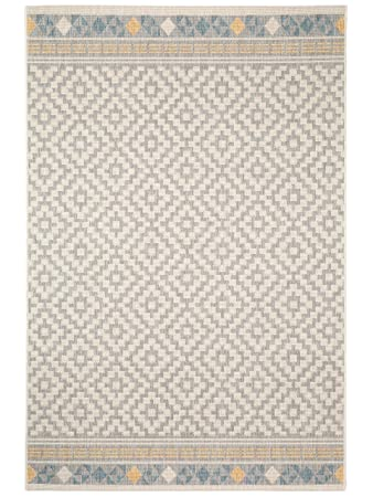 Pflegeleichter teppich  benuta In- & Outdoor Teppich Star Geometrisch Taupe 120x170 cm ...