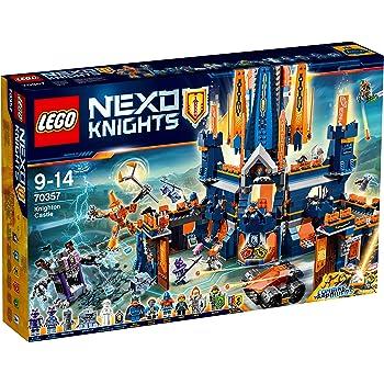 LEGO NEXO KNIGHTS - Le Château de Knighton - 70357 - Jeu de Construction