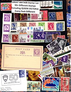 1,000 Different Stamps Worldwide Stamp Collection