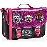 L.O.L. Surprise! Bolso de Mano Muñecas LOL para Niñas, con LOL Dolls Unicornio, Diva Y Queen Bee, Bolsos Bandolera para Pasea