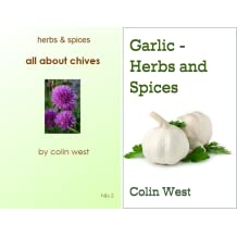 Herbs and Spices Series (2 Book Series)