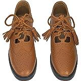 Ghillie Brogues Leather Scottish Kilt Shoes