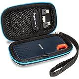 Supremery-hoes voor SanDisk Extreme Portable SSD harde-schijfbehuizing beschermhoes harde-schijfbehuizing/HDD-behuizing - voo