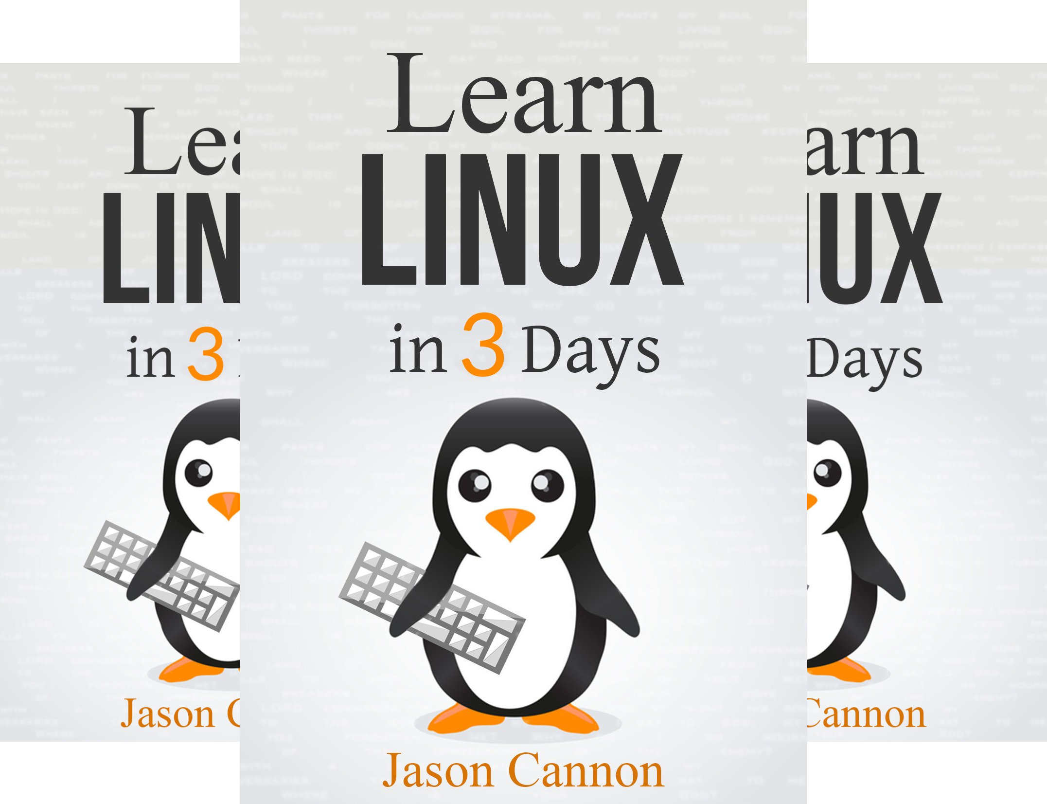 Linux in 3 Days (3 Book Series)