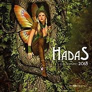 Calendario Hadas 2018 (Calendarios y agendas)