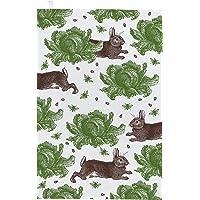 Thornback & Peel - Rabbit & Cabbage - Tea Towel