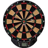 Best Sporting elektronische Dartscheibe Bristol Dartboard mit 6 Dartpfeilen und Ersatzspitzen, Dartautomat mit LCD…